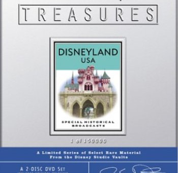 Disneyland USA – Walt Disney Treasures (A PopEntertainment.com TV on DVD Review)