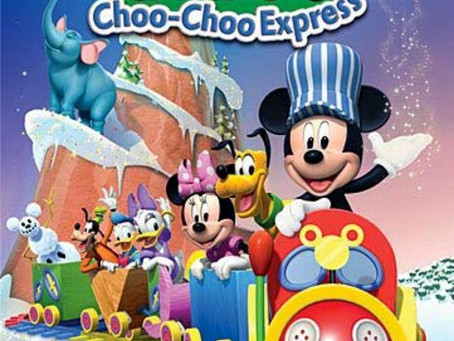 Mickey Mouse Clubhouse Choo-Choo Express (A PopEntertainment.com Video Review)