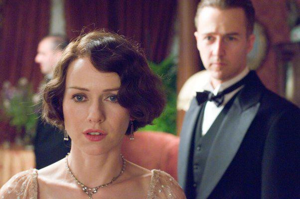 "Naomi Watts and Edward Norton in ""The Painted Veil."""