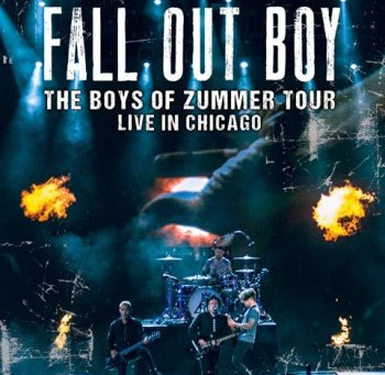 Fall Out Boy – The Boys of Zummer Tour: Live in Chicago (A PopEntertainment.com Video Review)