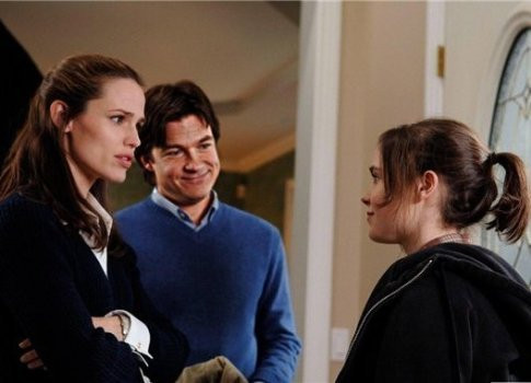 "Jennifer Garner, Jason Bateman and Ellen Page in ""Juno"""