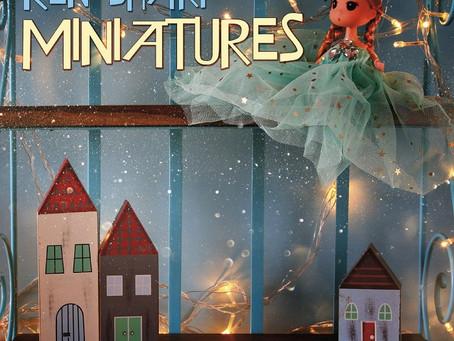 Ken Sharp - Miniatures (A PopEntertainment.com Music Review)