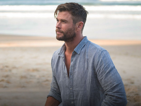 Feeling stressed? Now you can learn to meditate... with Chris Hemsworth