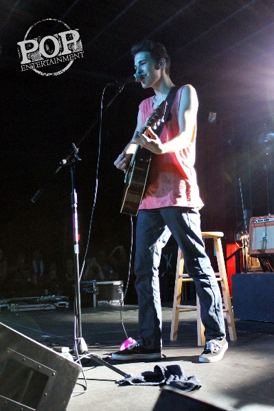 Jacob Whitesides at GameChangerWorld in Howell, NJ. Photo by Maggie Mitchell © 2014.