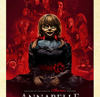 Annabelle Comes Home (A PopEntertainment.com Movie Review)