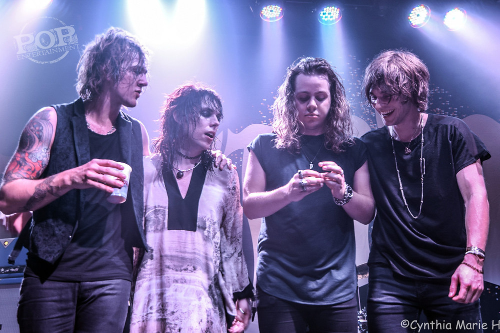 The Struts - The Observatory - Santa Ana, Ca. - March 29, 2016 - Photo by Cynthia Marie H © 2016.
