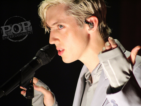 Troye Sivan & Kim Petras – Tower Theater – Upper Darby, PA – October 6, 2018 (A PopEntertainment