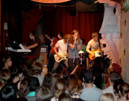 PlayRadioPlay at the Trocadero in Philadelphia.