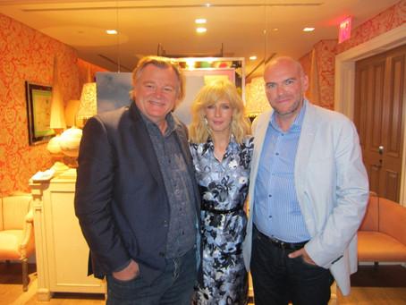 Brendan Gleeson, Kelly Reilly and John Michael McDonagh Take a Dark Look At Religion In Calvary