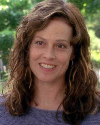 "Sigourney Weaver in ""Imaginary Heroes."""