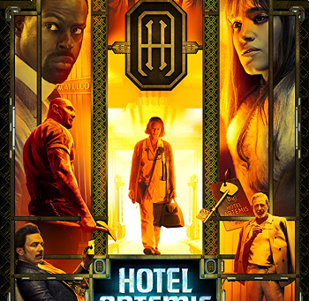Hotel Artemis (A PopEntertainment.com Movie Review)
