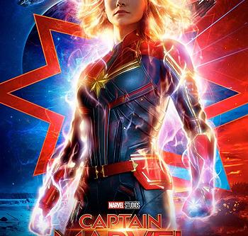 Captain Marvel (A PopEntertainment.com Movie Review)