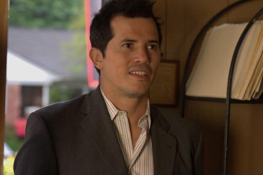 "John Leguizamo in ""The Babysitters."""