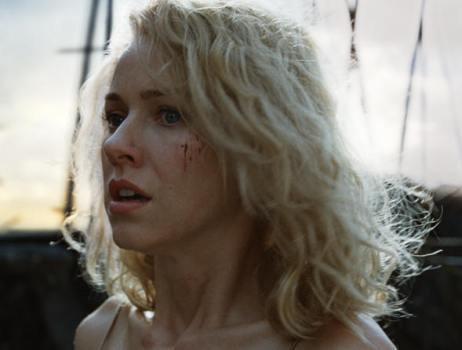 "Naomi Watts in ""King Kong."""