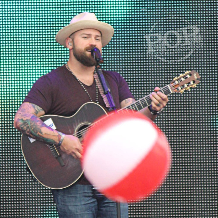 Zac Brown Band – Atlantic City Boardwalk – Atlantic City, NJ – September 1, 2016 - Photo by Caroline Serling © 2016