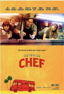 Chef (A PopEntertainment.com Movie Review)