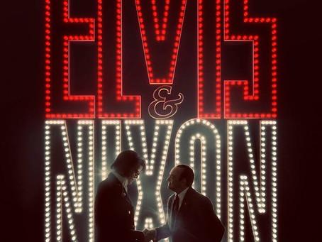 Elvis & Nixon (A PopEntertainment.com Movie Review)