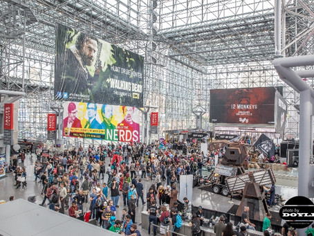 Comic-Con: NY 2014. The New Batch
