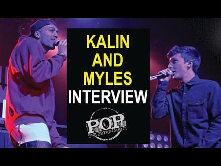 Kalin & Myles Talk Dedication Tour and Upcoming Goals