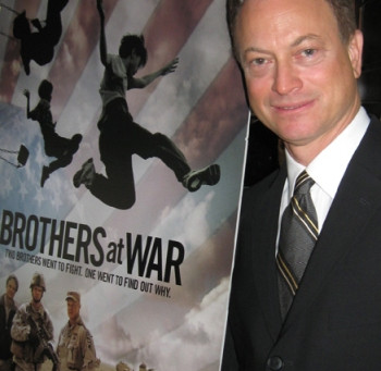 Gary Sinise Helps Brothers at War and Grapples with Iraq and its Effect on a Family