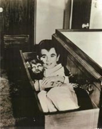 """Butch Patrick in """"The Munsters,"""""""