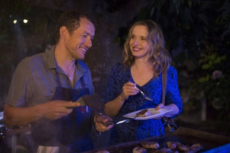 """Dany Boon and Julie Delpy  star in """"Lolo."""""""