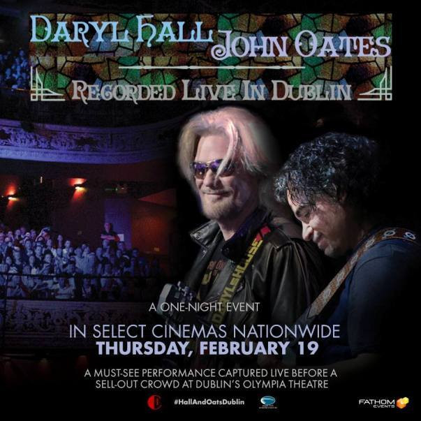 Daryl Hall and John Oates: Live in Dublin