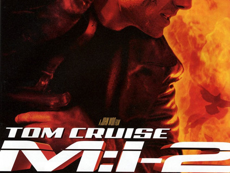 Mission: Impossible 2 (A PopEntertainment.com Movie Review)