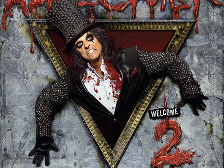 Alice Cooper – Welcome 2 My Nightmare (A PopEntertainment.com Music Review)