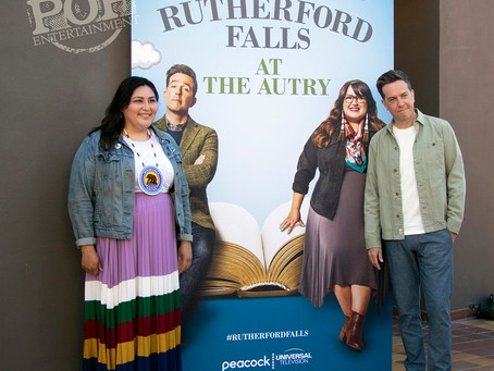 Rutherford Falls Visits the Autry Museum
