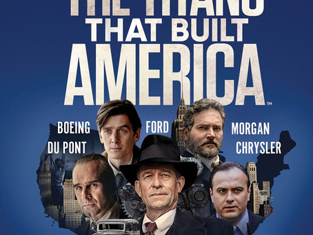 The Titans That Built America (A PopEntertainment.com TV on DVD Review)