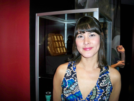A Night at the Wax Museum with Mizuo Peck