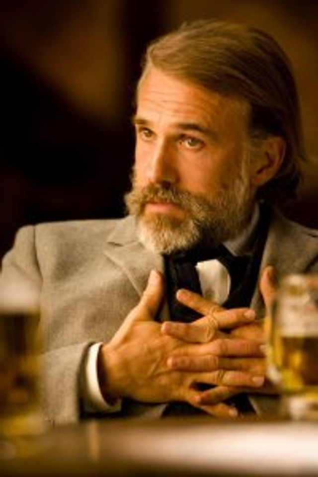 "Christoph Waltz stars in ""Django Unchained."""