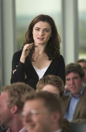"Rachel Weisz in ""The Constant Gardener."""