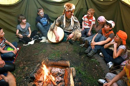 Легенда Приключенческий летний лагерь Беларусь