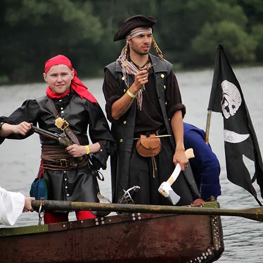 Легенда Пиратский Фест