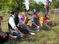 Детский лагерь Легенда Дикий Запад
