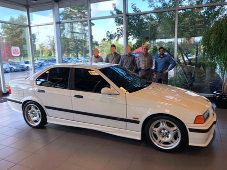 Restoration: 1997 BMW M3