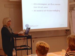 Let's Get Organized Sweden  September 2014