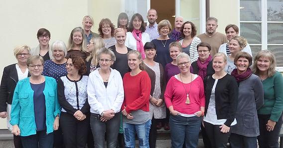 Let's Get Organized Time Management program presentation in Sweden