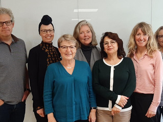 Meeting with research team LGO At SundbyholmsSlott, Sweden