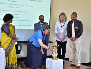 Advances in Psychosocial Occupational Therapy in Manipal, Karnataka, India.