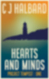 Hearts and Minds - Project Tempest 1 Cov