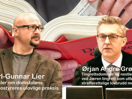 Nestleder Ørjan Grønlid ved Jæren tingrett forfalsket melding til konkursregisteret!