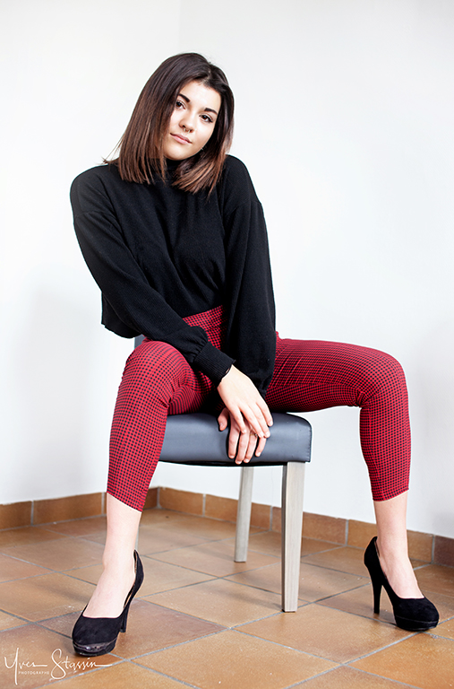 Eloise G par Yves Stassin