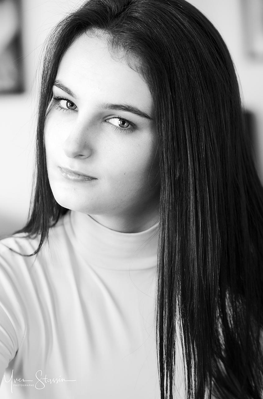 Emilie Lanchu par Yves Stassin