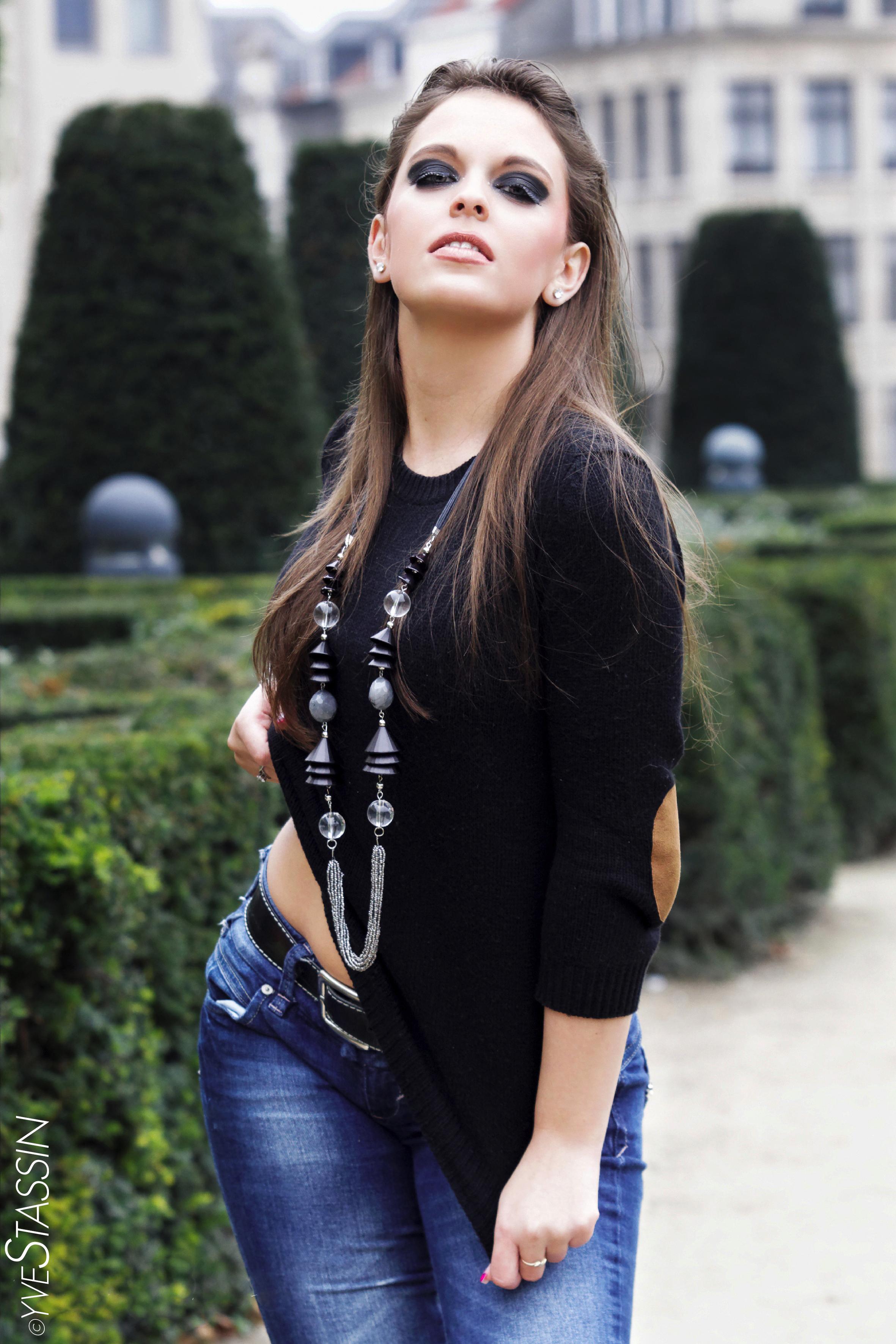 Aurélie Vanwilter par Yves Stassin