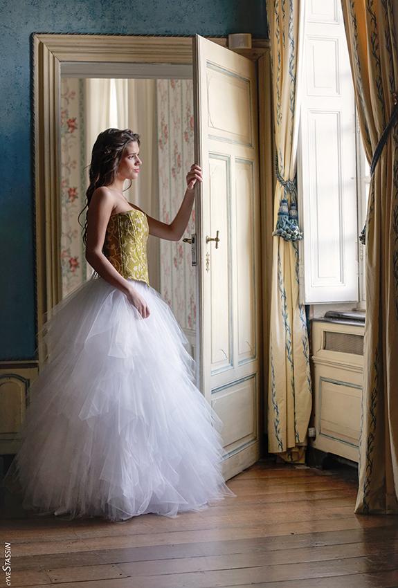 Naomi C. modèle par Yves Stassin