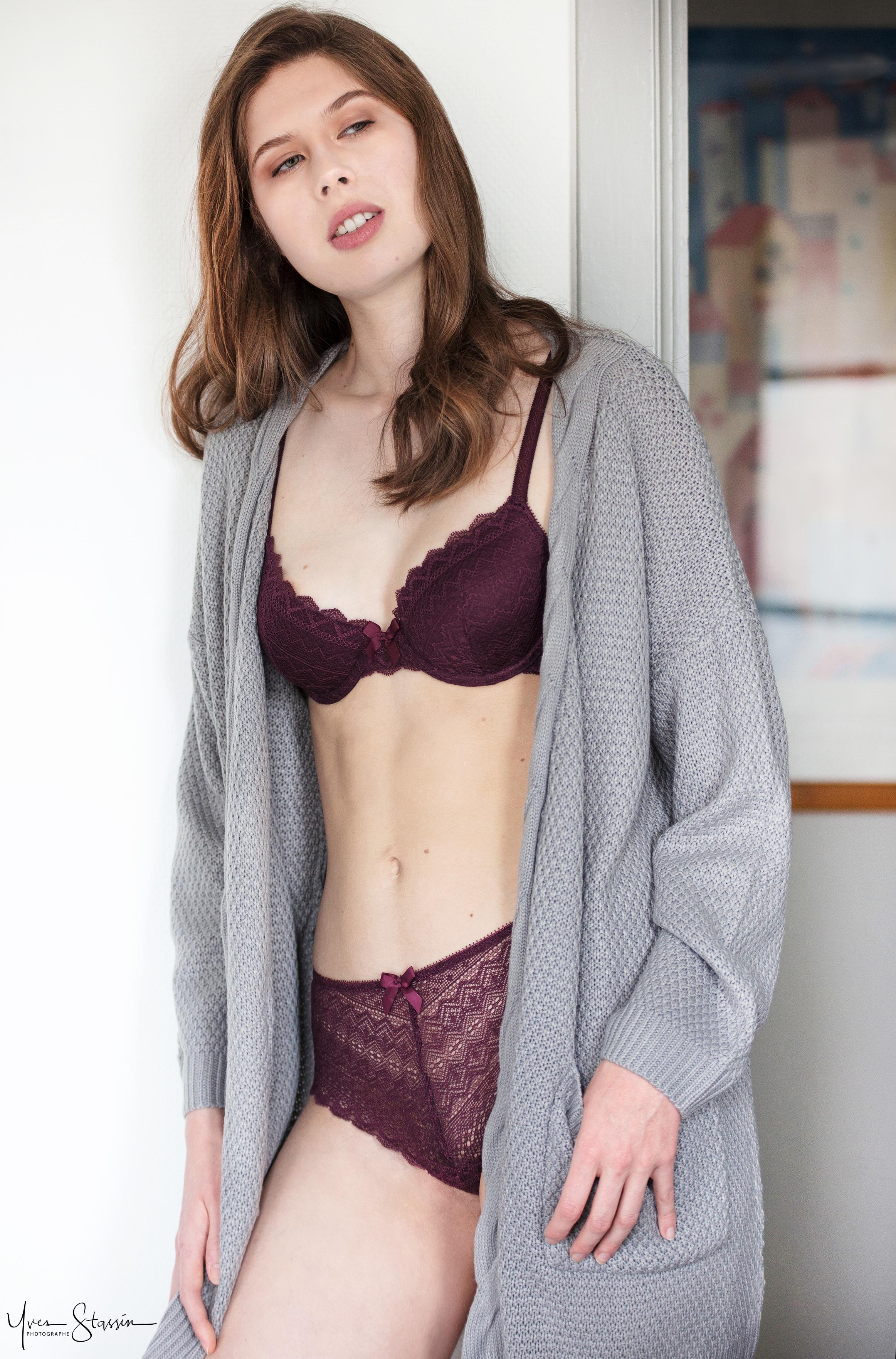 Louise H par Yves Stassin Agence A Poelv