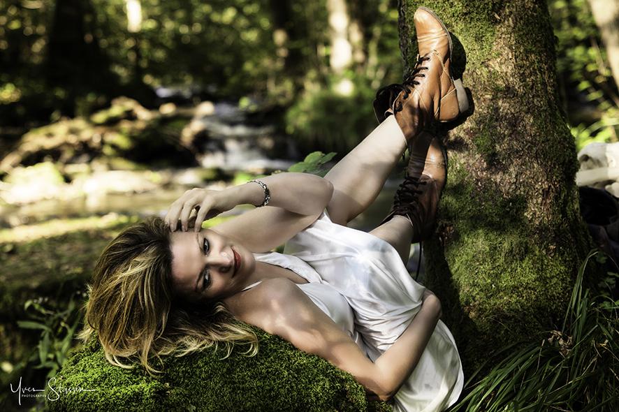 Jocelyne D par Yves Stassin